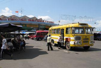 Нячанг фото– Автобусный вокзал Нячанга